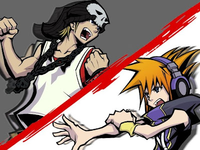 the world ends with you wallpaper. the world ends with you