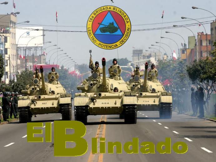 EL BLINDADO