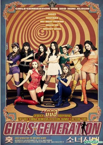 Girls#39; Generation Mini Album