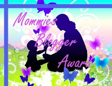 Mommies Blogger Award...