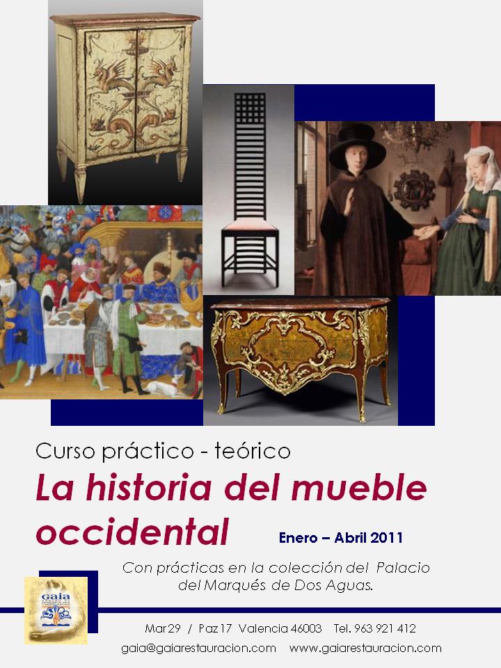 Curso historia del mueble for Historia del mueble pdf