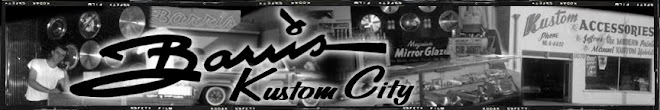 BARRIS KUSTOM CITY BLOG