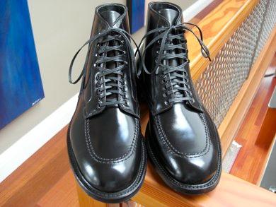 Life Time Gear Alden Boot Af76 Black Shell Cordovan
