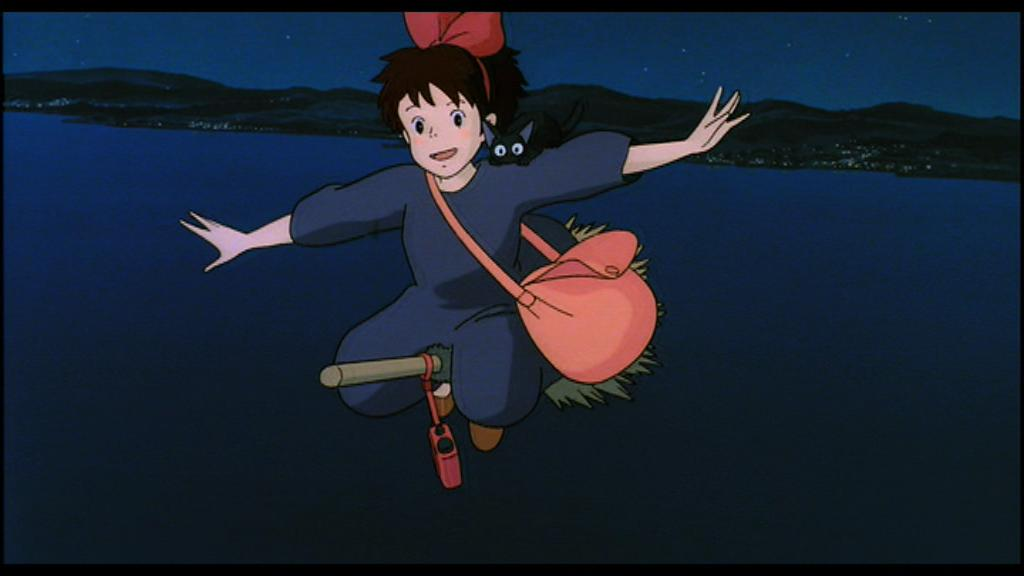Kikis Delivery Service Poster Kiki 39 s Delivery Service