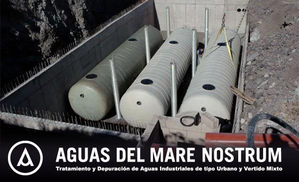 Depuradoras y tratamientos del agua instalaci n de una - Depuradoras de agua domesticas ...