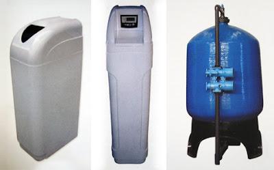 descalcificadores de agua