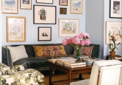 The newlywed diaries day 964 39 s debate for P allen smith living room