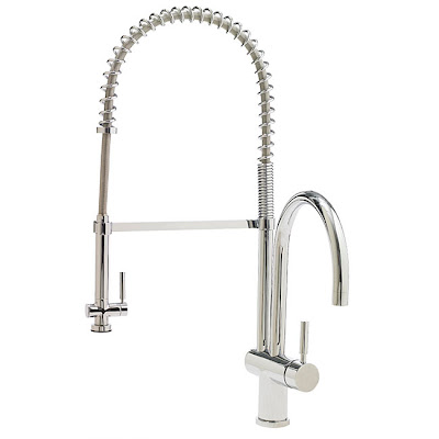 Industrial Faucet : then a few commercial style faucets caught my eye particularly