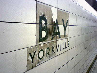 Lower Bay Station TTC