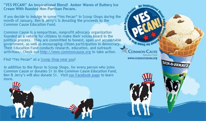 Yes Pecan! by Ben and Jerry's