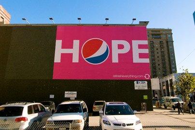 Pepsi Hope Ad