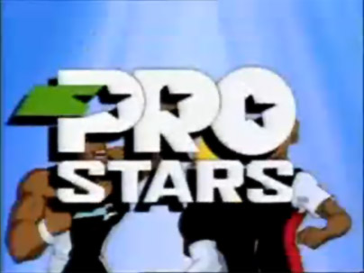 ProStars cartoon show