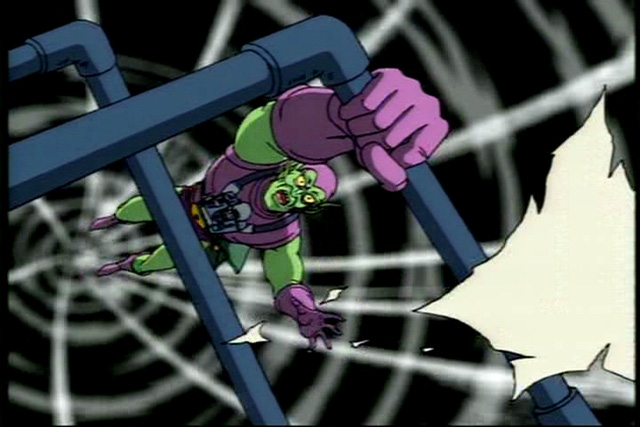 Spider-Man the Animated Series Green Goblin