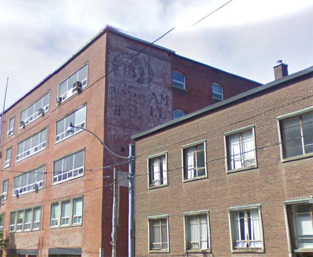 Toronto Ghost Signs Ingram Bell