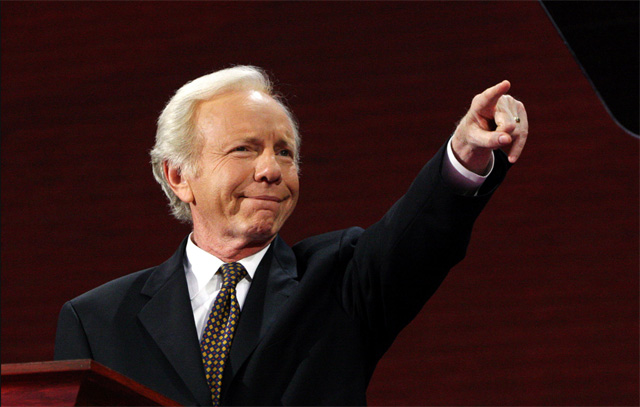Fuck You Joe Lieberman