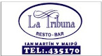 LA TRIBUNA RESTO-BAR