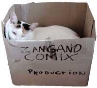 Zángano Comix Presenta: