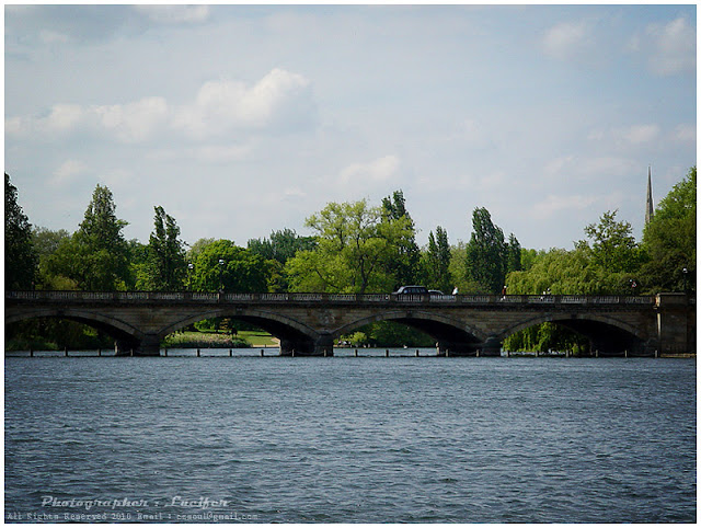Camera Photo London England Hyde Park Bridge