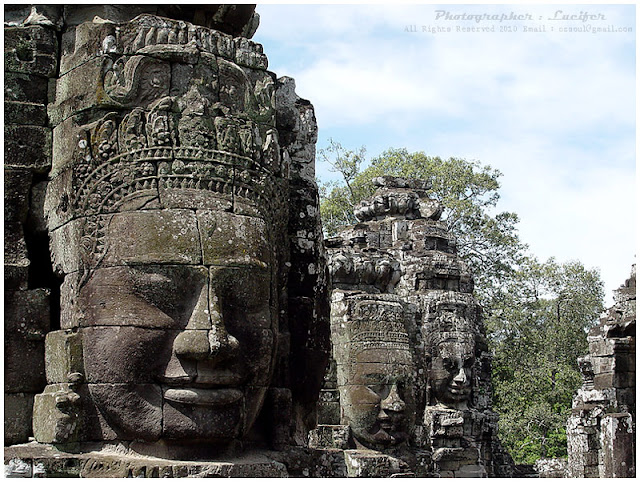Camera Photo Siem reap Bayon Cambodia