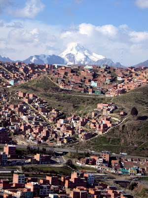 carla ortiz bolivia. How high is Bolivia?