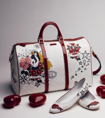 Gucci old school tattoo bag .. collezione Unicef Anyone !