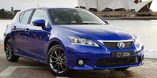 Lexus Membawa Varian Hatchback