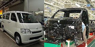 Target Ekspor Daihatsu