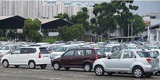 Penjualan Mobil Meningkat