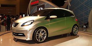 Mobil termurah Honda