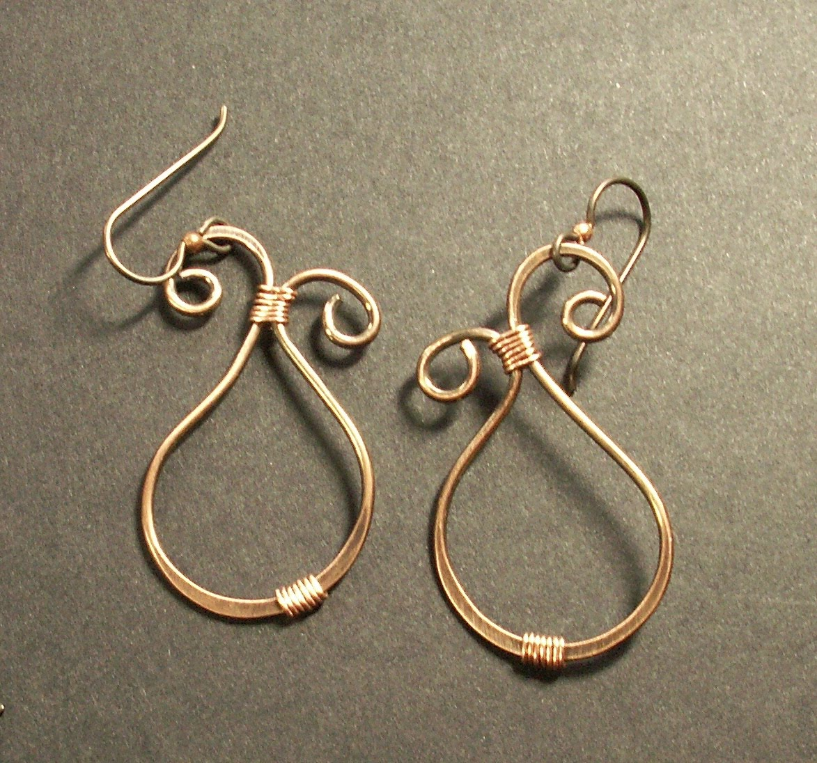 Orion Designs: Playing with Copper Wire