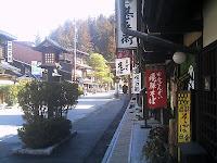 桜山八幡宮へ行くまでの風景