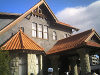 旧川上貞奴邸(二葉亭)
