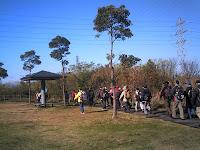 稲沢公園から国分寺へ