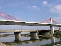 新名西橋(赤トンボ橋)