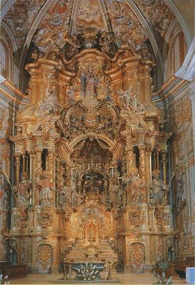 Retaula de l'altar major