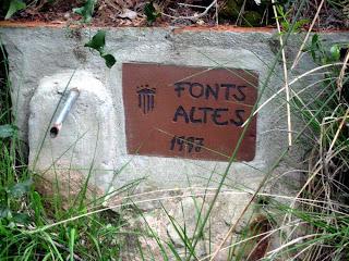 Fonts Altes