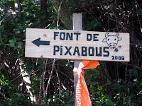 Font de Pixabous