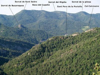 La vall de la Portella