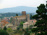 Església de Sant Pere i la Torre Roja