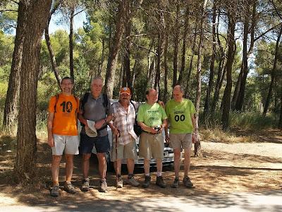 Caminada pels Rodals de Terrassa i Sabadell 2010