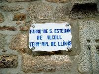 Esglèsia de Sant Esteve del Coll
