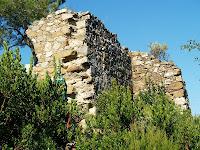 Ruïnes de Sant Sebastià del Coll
