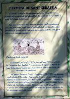 Informació sobre Sant Sebastià