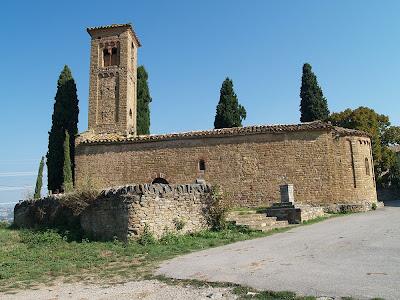 Sant Jaume de Viladrover o dels Bastons