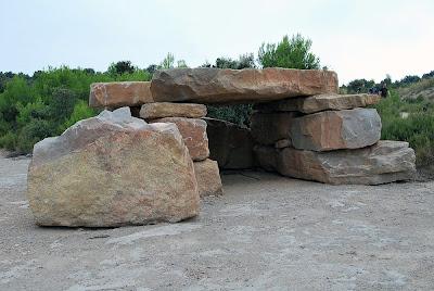 La Roca de la Reia. Carlos Albacete