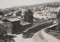 Tren a Gironella i estació