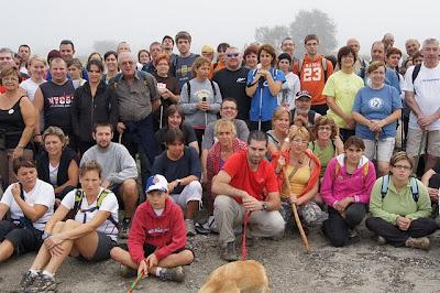 Els folloneros a la foto de grup. Autor Roland López