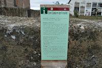 Cartell a Sant Sadurní de Fonollet. Fotografia Carlos Albacete