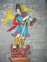 Imatge a Sant Miquel de Fonogedell