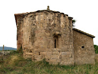 Absis de Sant Miquel de Fonogedell